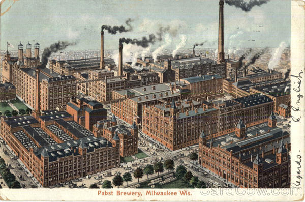 """Milwaukee officials declined to subsidize an """"entertainment district"""" on the site of the historic Pabst Brewery. Ten years later, it's quickly becoming a great mixed use neighborhood."""