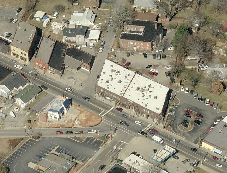 Westville Pub. Image from Bing Maps.
