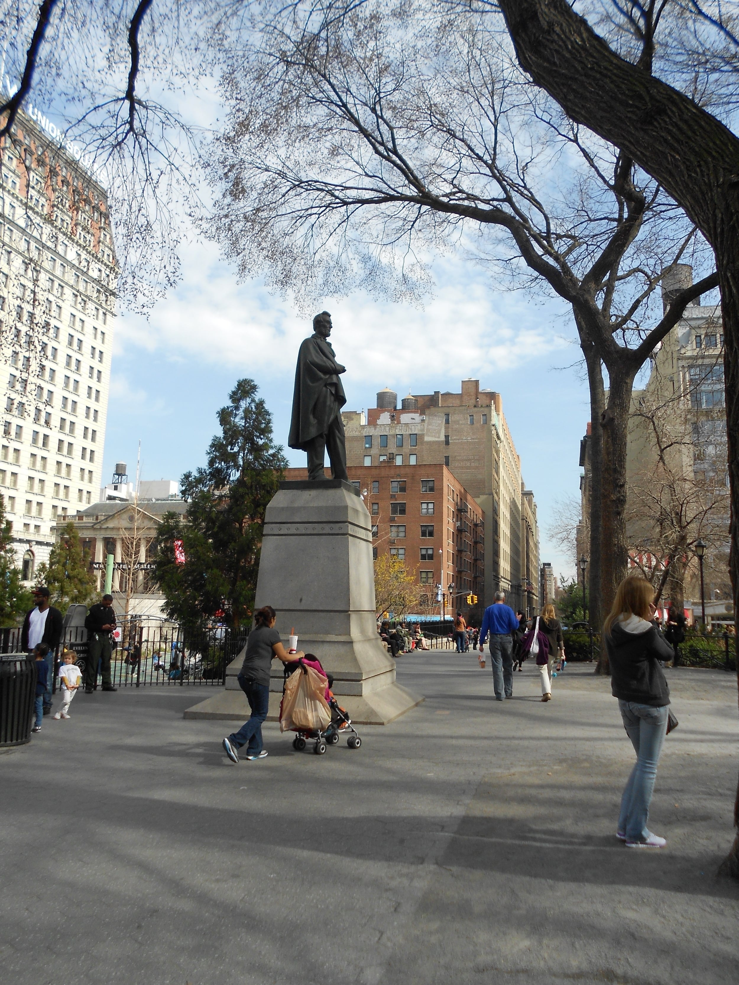 Photo taken by the author, in New York City