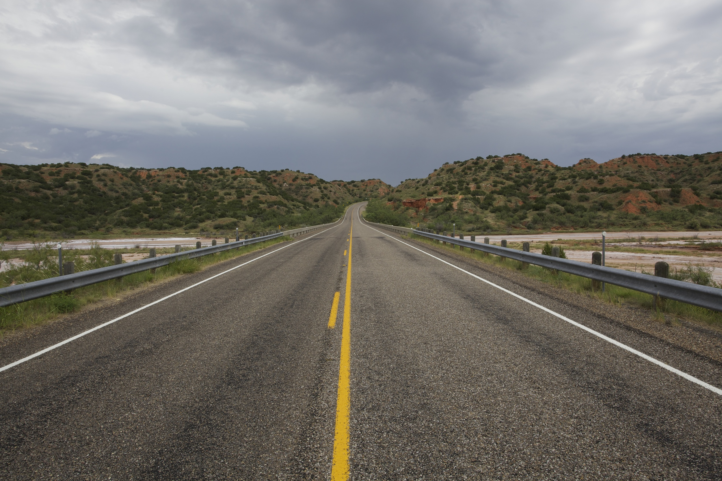 Texas State Highway 70. Image from Wikimedia.