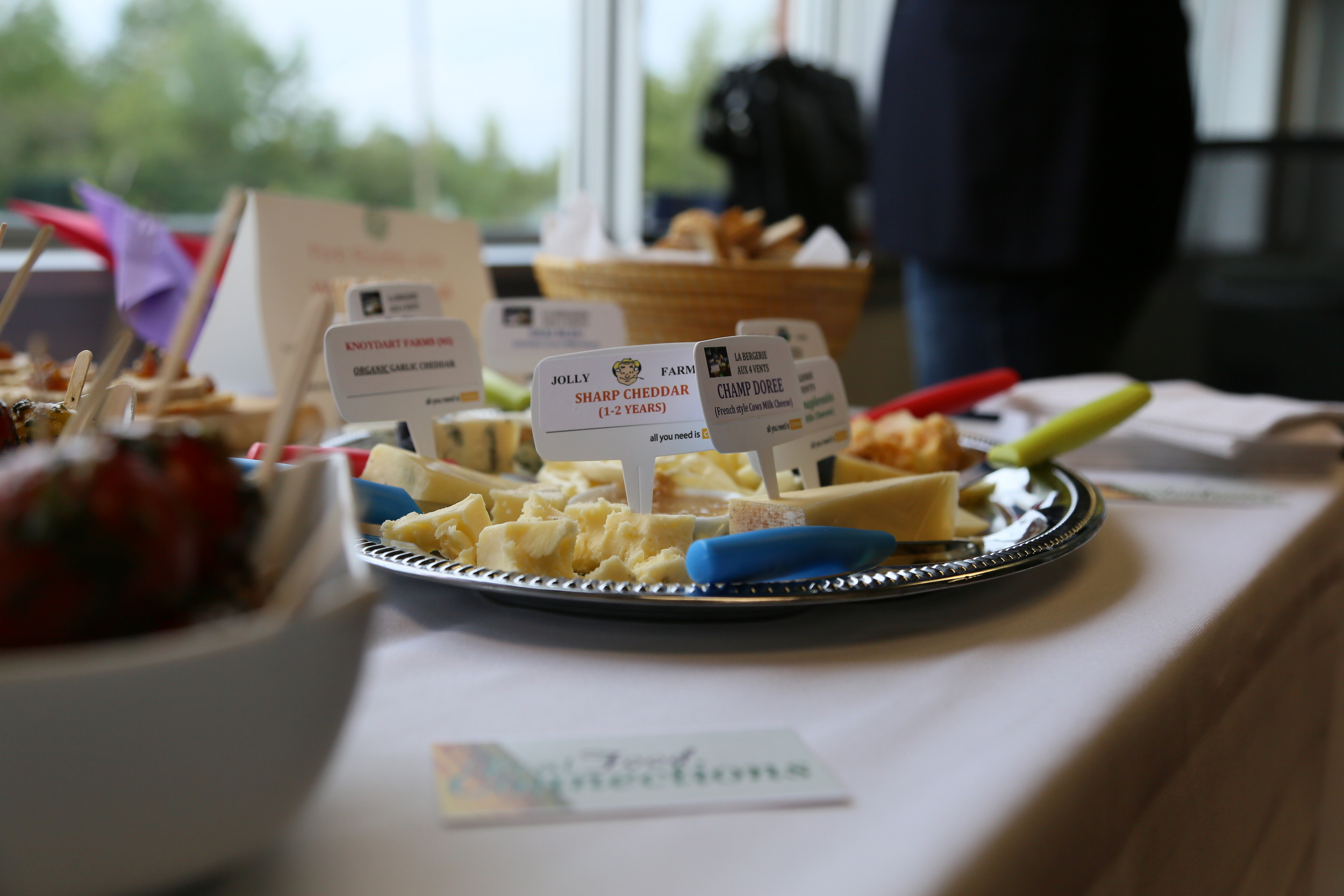 A local company called Real Food Connections has created a strong distribution and retail network for farmers in the region.