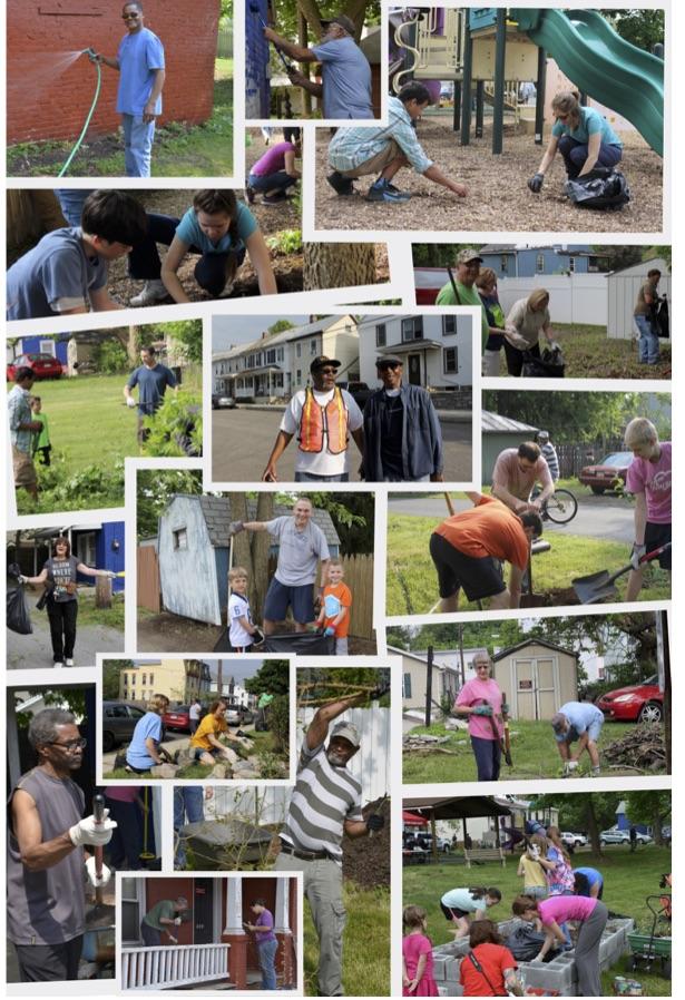 Carlisle neighbors helping neighbors