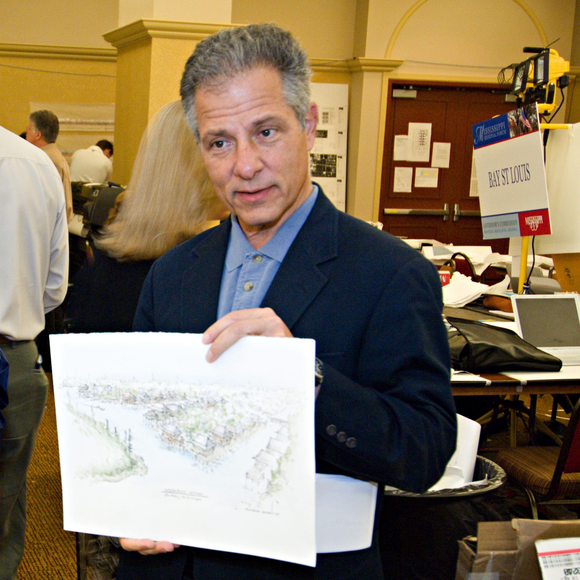 Andres Duany. Photo from  Wikimedia .