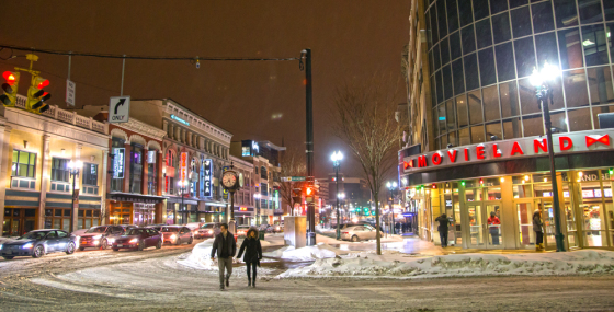 Downtown Schenectady, New York By ArianDavidPhotography
