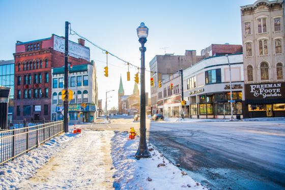 Downtown Utica, New York By ArianDavidPhotography