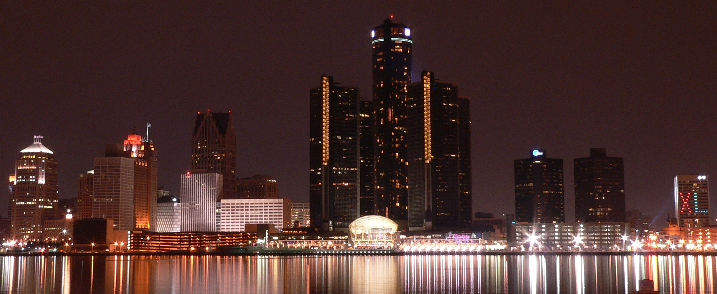 Detroit. (Image from Wikimedia.)