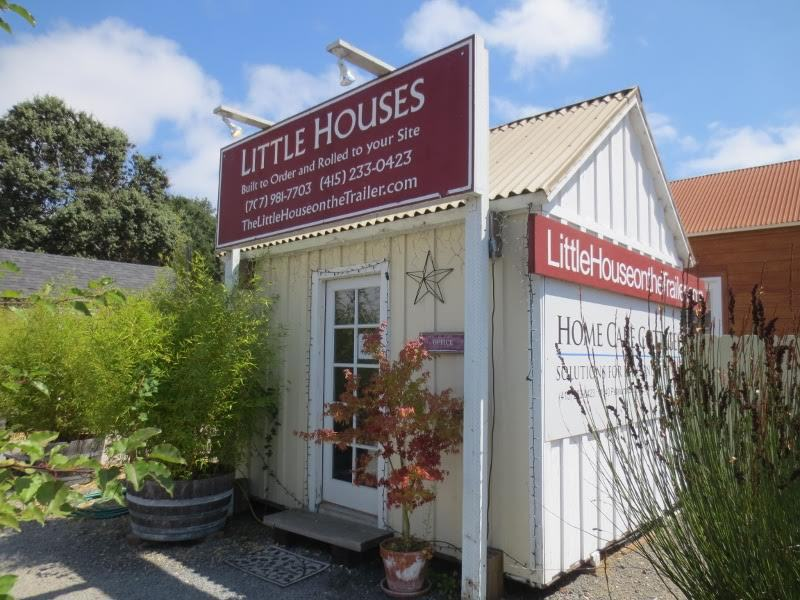 Little Houses sales centre.