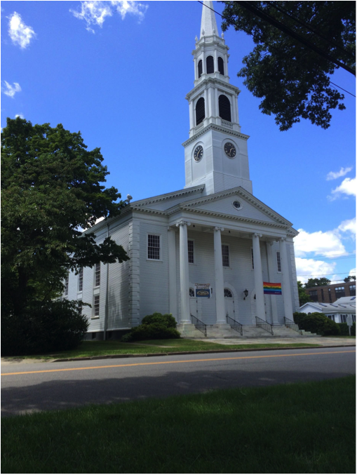 Congregational Church on the Norwalk Green