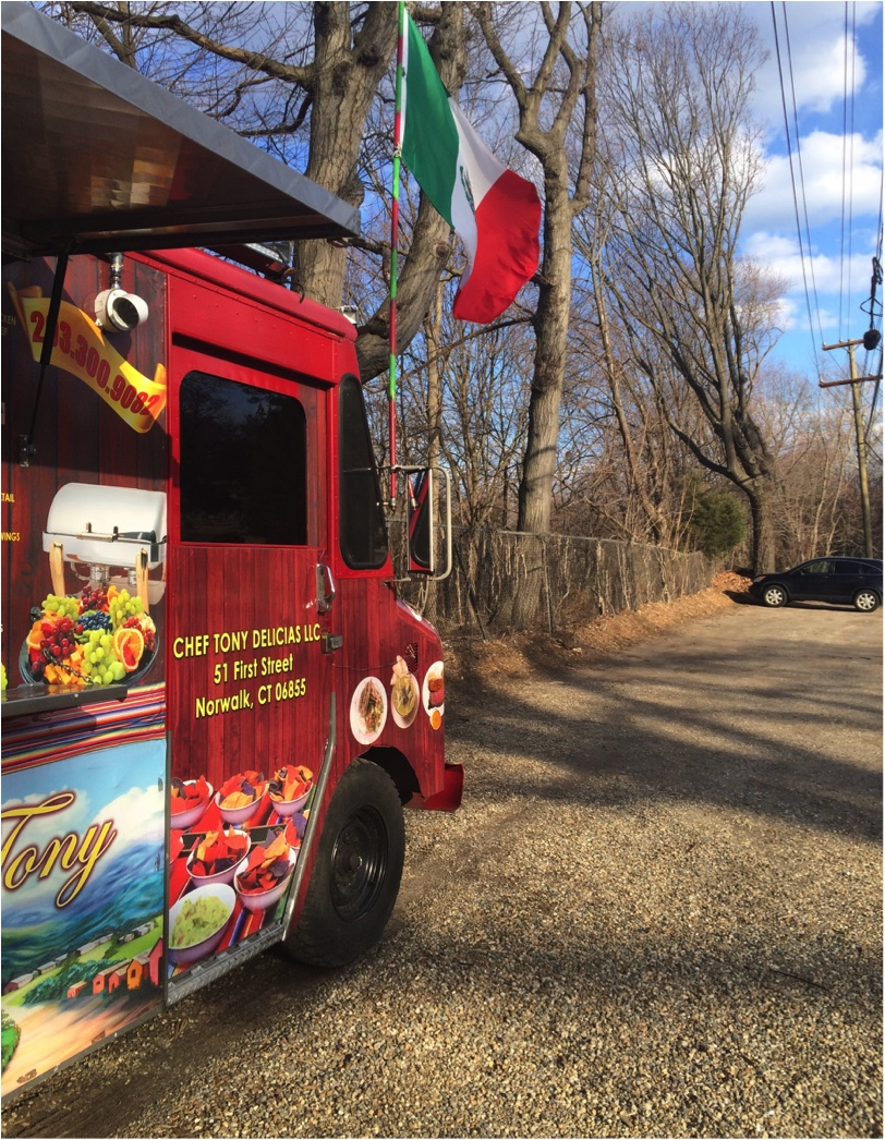 My favorite food truck serves up delicious Mexican food