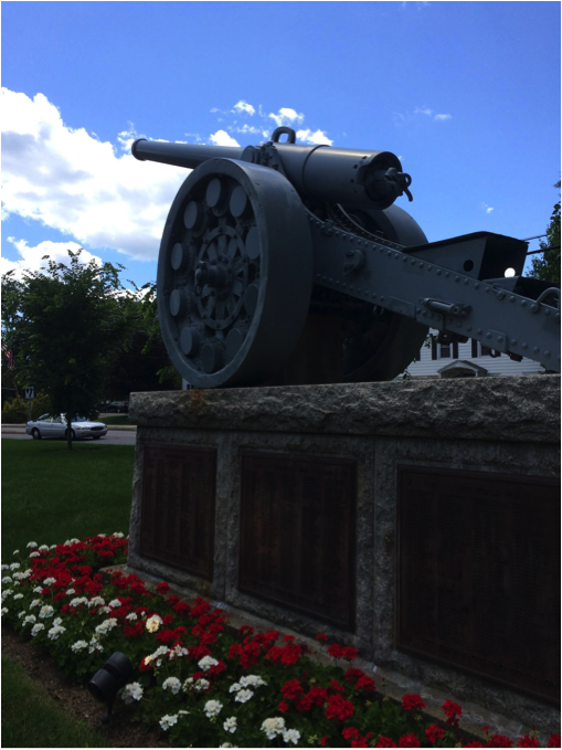 War Memorial on the Norwalk Green