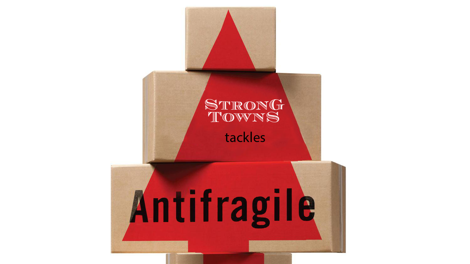 Don't miss our   Antifragile book club , back in action this week