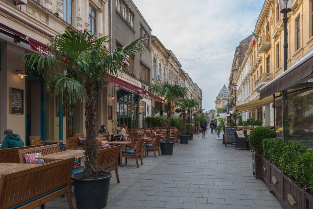 Bucharest, Romania  (Source.)