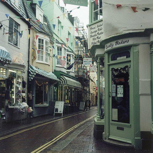 Weymouth, England  (Source.)
