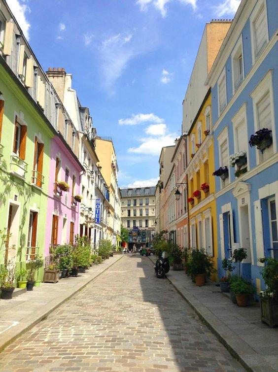 Paris, France  (Source.)