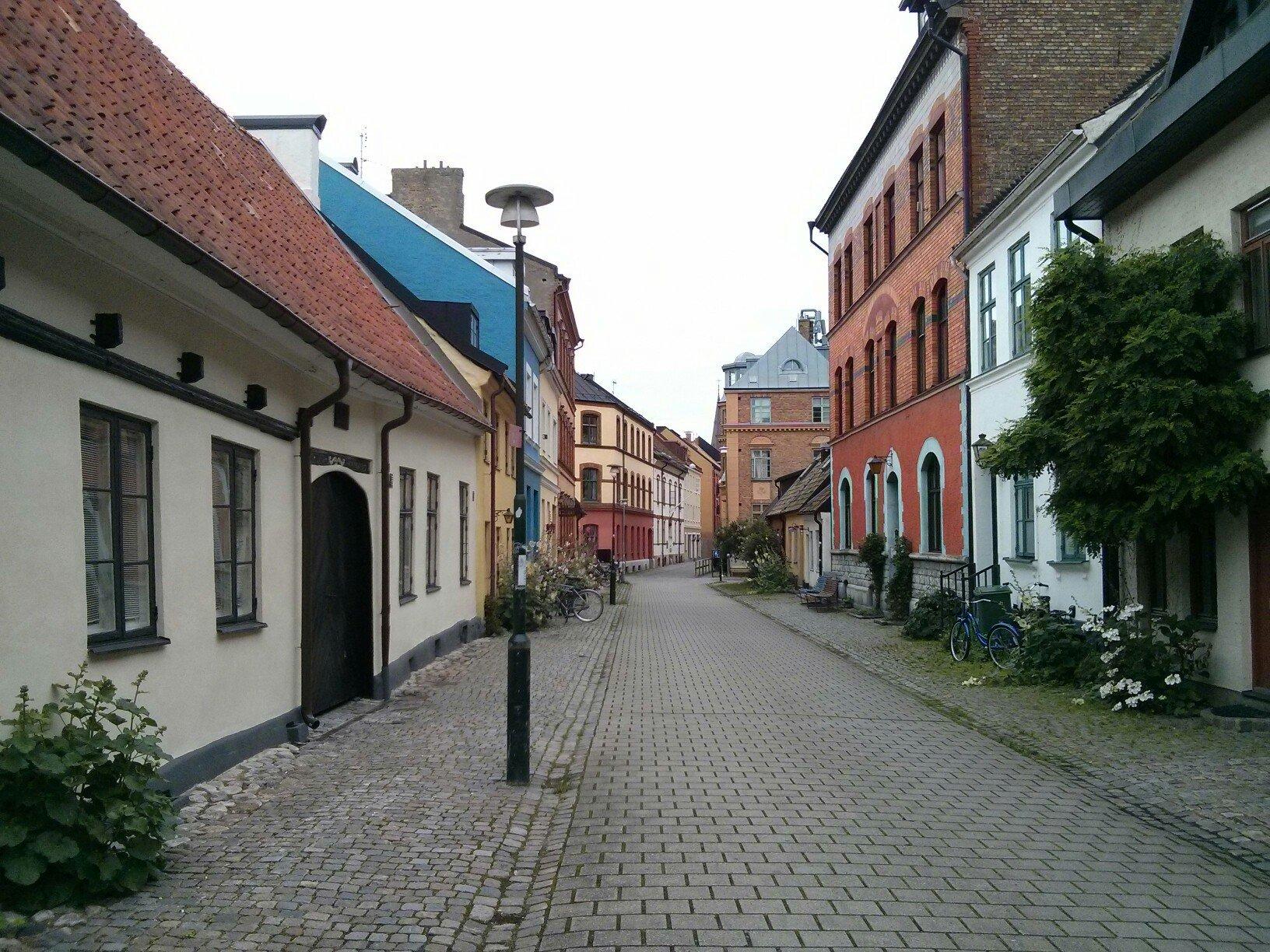 Malmö, Sweden  (Source.)