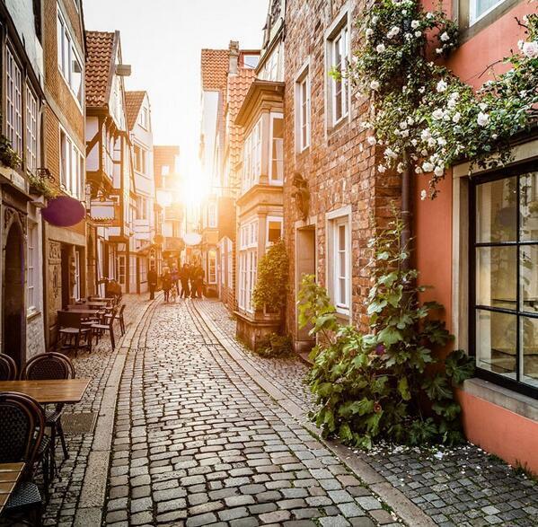 Bremen, Germany  (Source.)