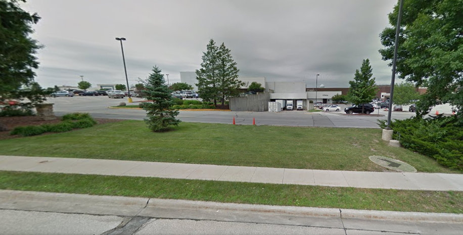 Approximate proposed location of the new bus stop. #PedestrianUnfriendly
