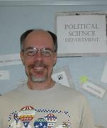 Professor Bruce Nesmith (Photo from  Coe College )