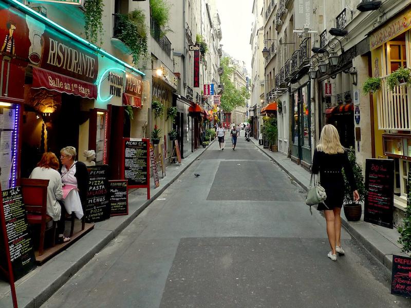 Paris, France.  (Photo credit: zoetnet )