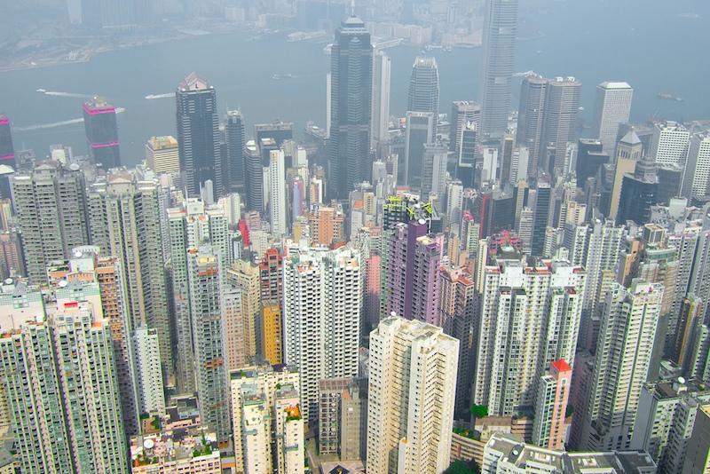 Hong Kong.  (Photo credit: Philip Wong )
