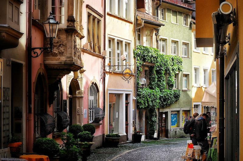 Lindau, Germany.  (Photo credit: Stefan Jurca )