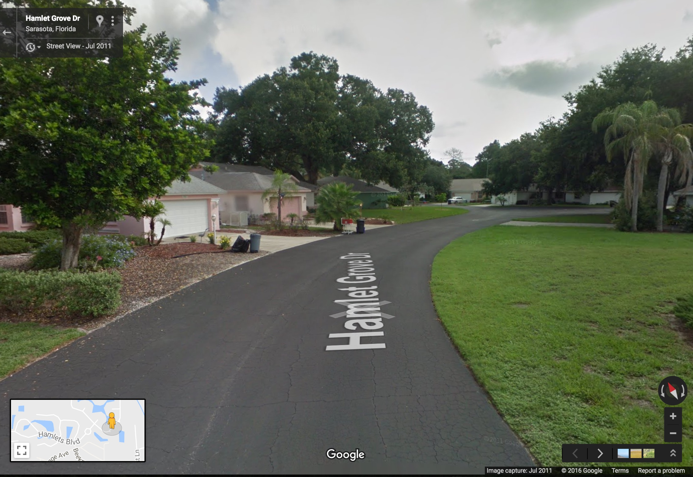 (A street in the neighborhood in question. Source: Google)