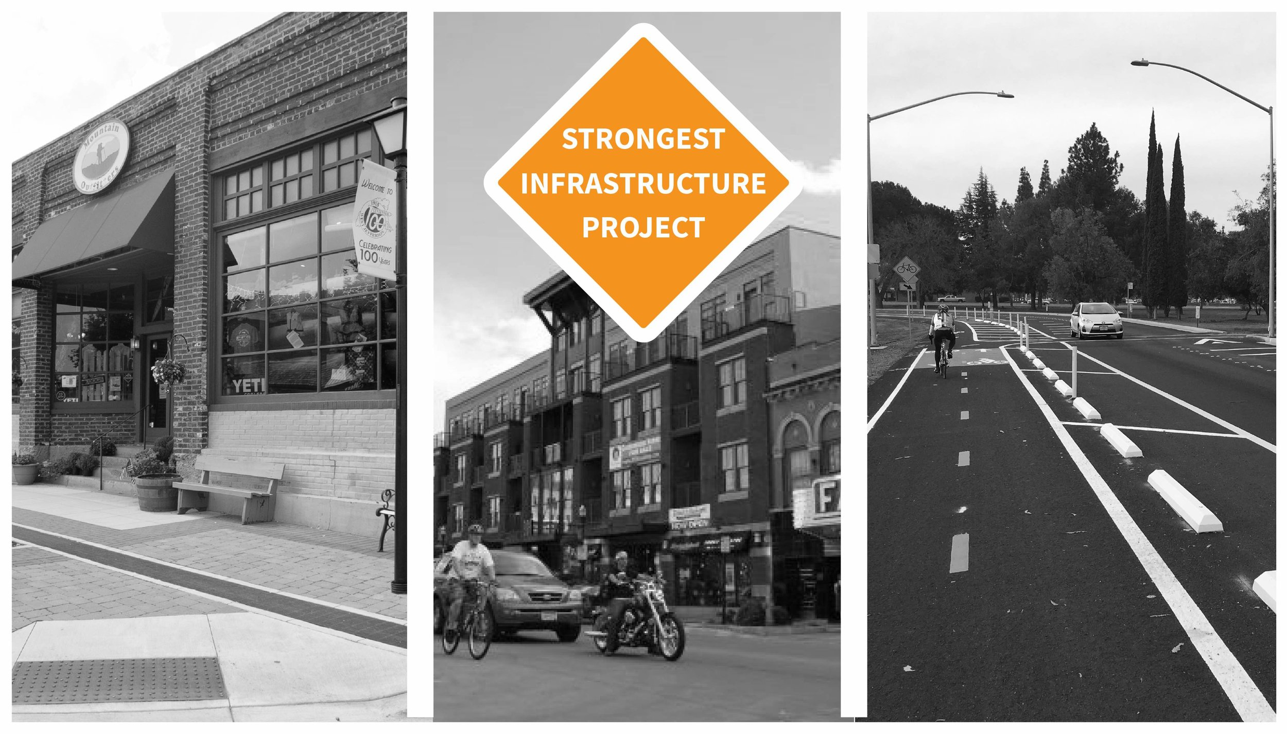 Read about the  winner of our Strongest Infrastructure Project contest