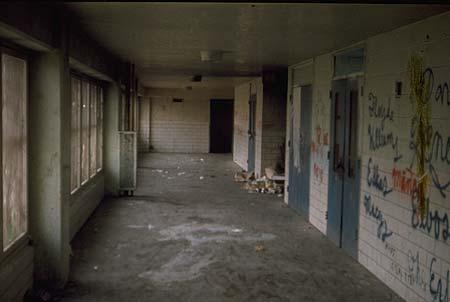 Pruitt-Igoe housing project, St. Louis. Source: Wikipedia