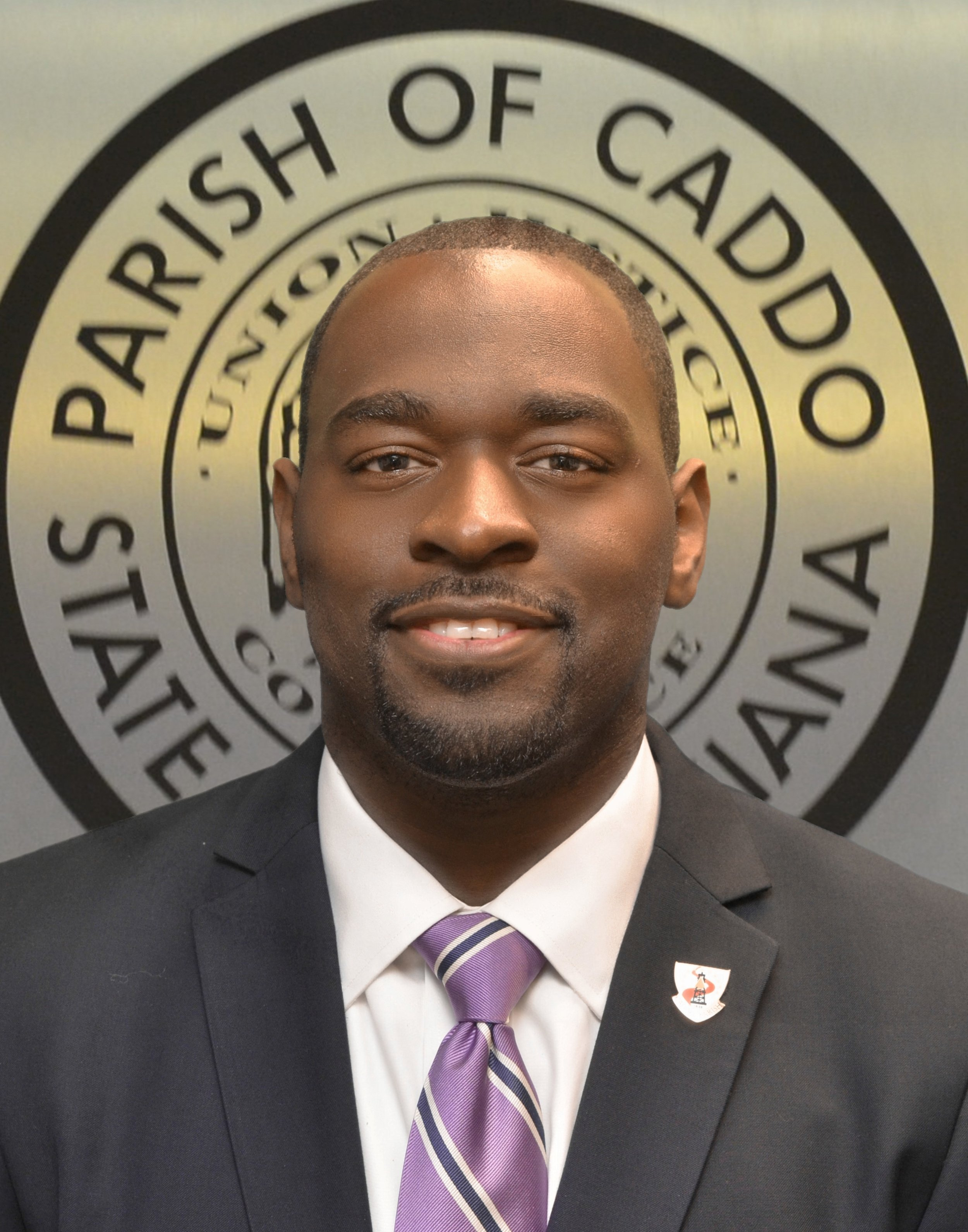 Steven Jackson (Photo from  Caddo.org )