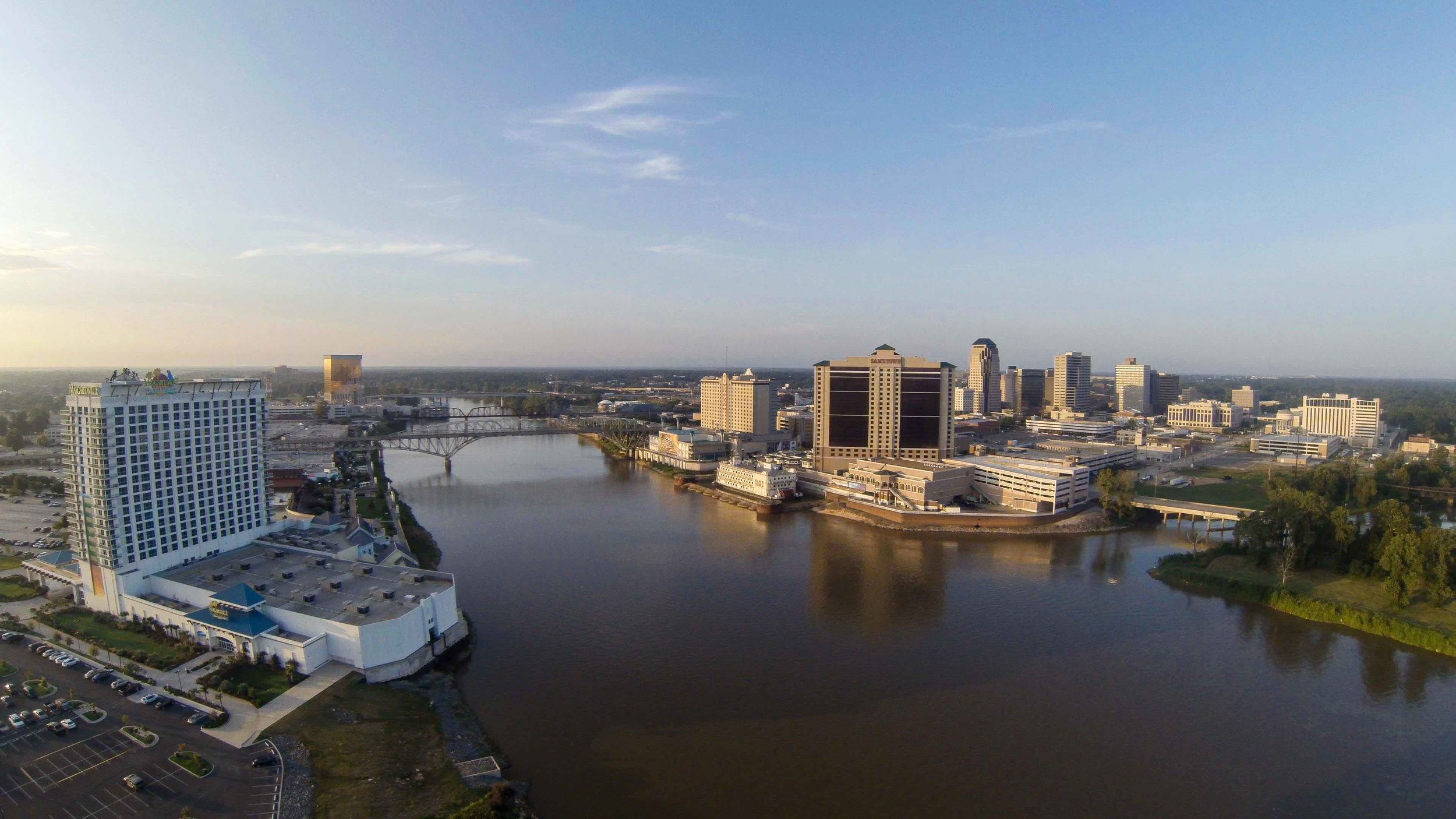 Shreveport, Louisiana. Source: Wikimedia Commons.