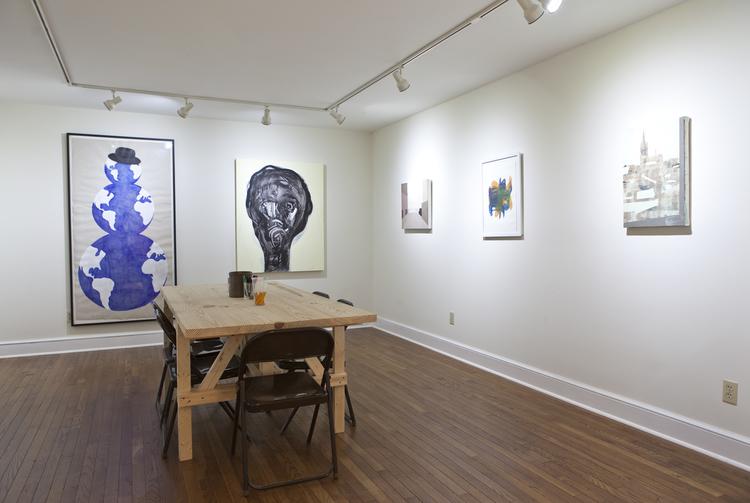 Gallery space (Source: Paul ArtSpace)