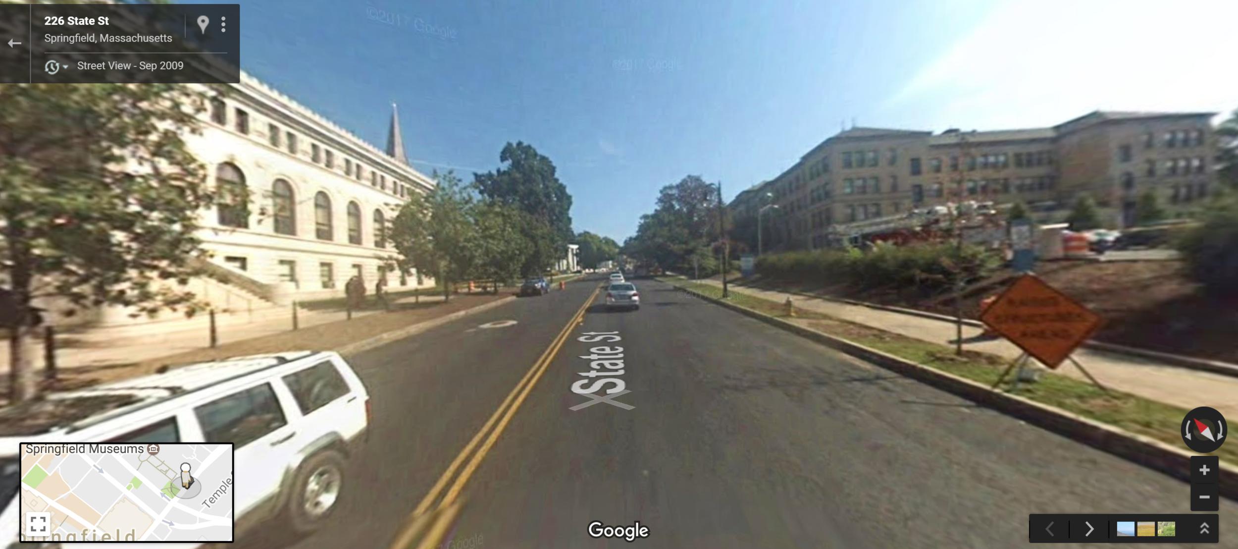 2009 Google Street View