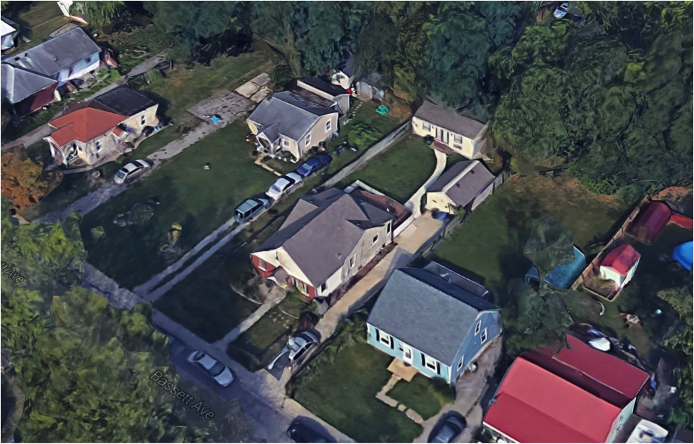 You  best start believing  in informal accessory dwelling units, dear reader...you're in one! (Source: Google Maps)