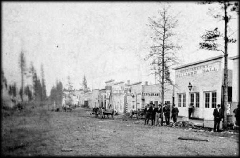 Brainerd, 1870