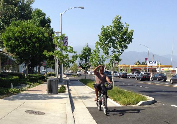 Temple City, California. (Photo: Streetsblog LA.)