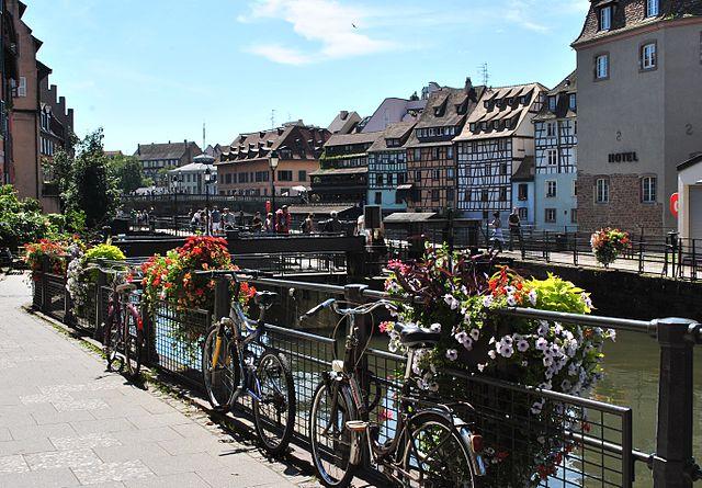 Strasbourg (Source:  Ignaz Wiradi )