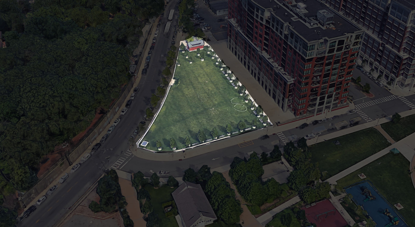 Maxwell Place Lawn ( Map )