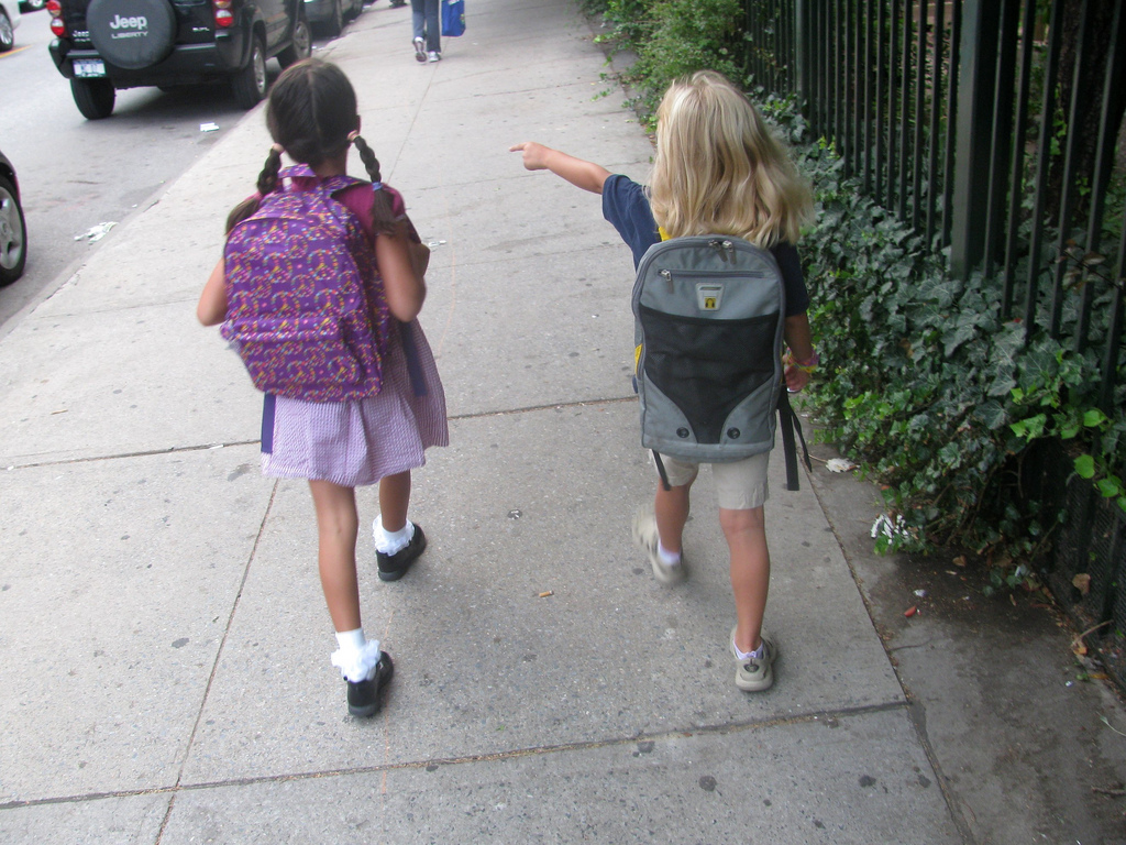 4. Are your kids independent? -