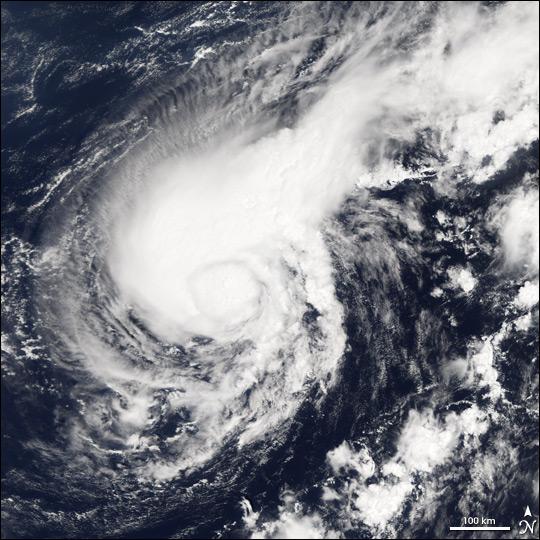 Hurricane Harvey (Source: NASA)
