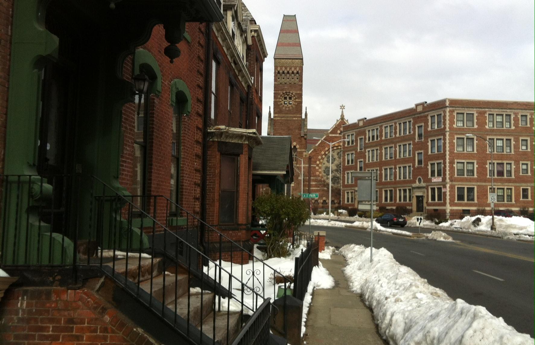 Steve's Springfield neighborhood (Source: Steve Shultis)