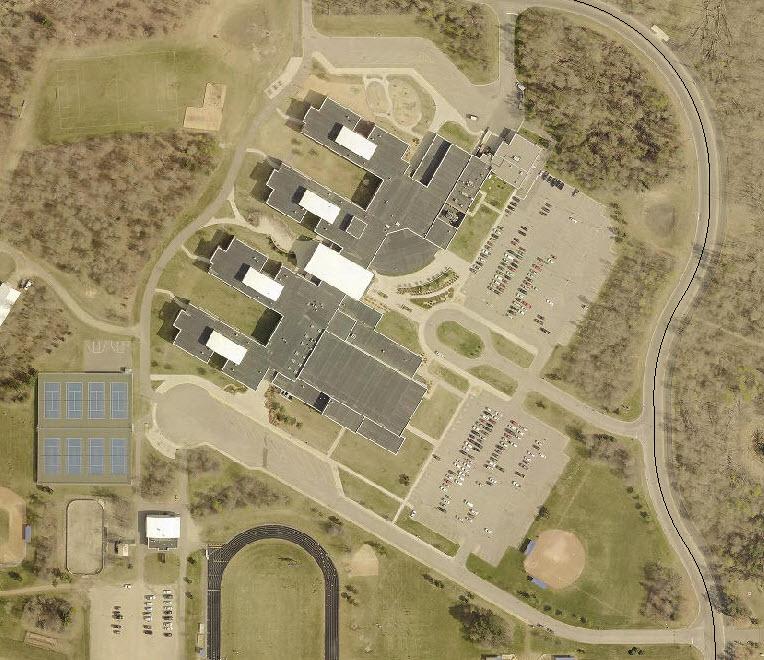 Forestview School in Baxter, MN.