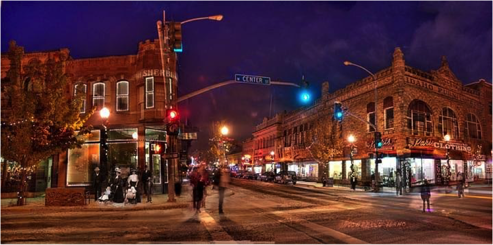 Old Town at night (Source: Craig Worth)