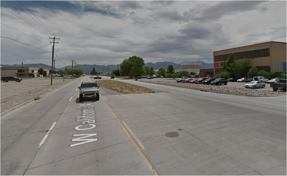 Industrial Street - Designed for semi-tractor trailers. Little or no pedestrian amenities. Wide turning radii. Buildings are pushed back from the street. There is a place for streets like this in most cities, but it needs to be an intentional choice.