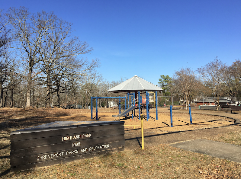 Our playground needs an update as well (Photo courtesy of Re-Form Shreveport)