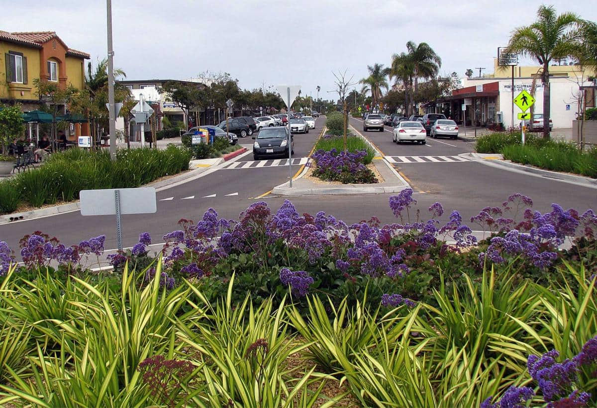 La Jolla Boulevard, After
