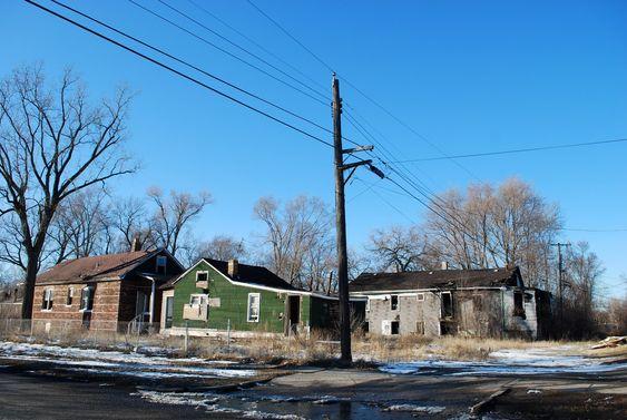 4.Rust Belt cities need investment, not gentrification worries. -