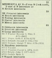 By 1962, there were no houses left on N. Minnesota Ave