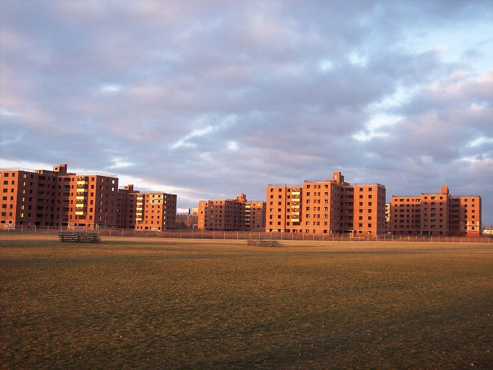 Public Housing of the Past