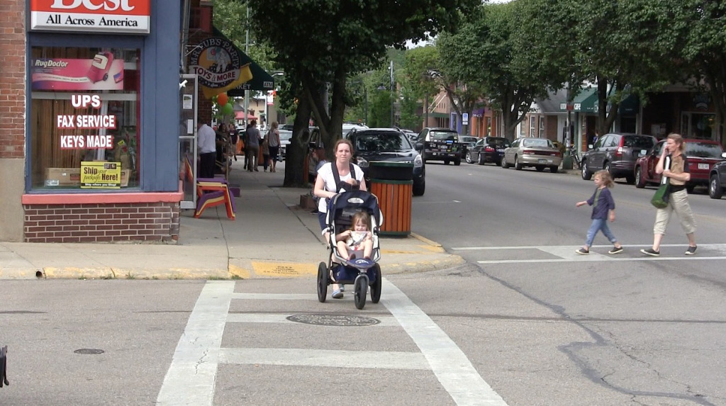 1. Why We Need Walkable Streets  -