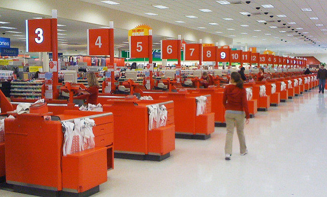 4. Big box stores are undercutting the American middle class. -